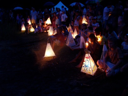 How To Build A Pyramid Lantern Ikara Celebratory Events